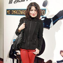 Ledicia Sola en la presentación de 'Mi imaginación y yo'