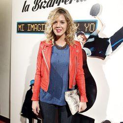 Bárbara Muñoz en la presentación de 'Mi imaginación y yo'