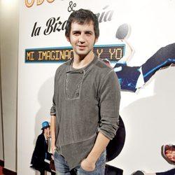 Fran Perea en la presentación de 'Mi imaginación y yo'