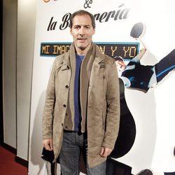 Manuel Bandera en la presentación de 'Mi imaginación y yo'