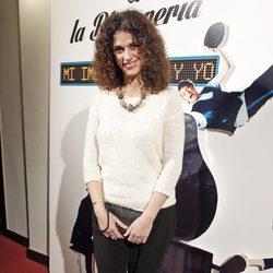 Ruth Gabriel en la presentación de 'Mi imaginación y yo'