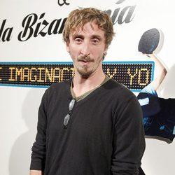 Iván Massagué en la presentación de 'Mi imaginación y yo'