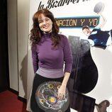 Silvia Marsó en la presentación de su espectáculo 'Mi imaginación y yo'