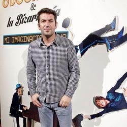 Arturo Valls en la presentación de su espectáculo 'Mi imaginación y yo'