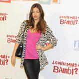 Úrsula Corberó en la presentación de '¿Quién mató a Bambi?' en Madrid