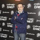 Carlos Areces en el estreno de '¿Quién mató a Bambi?' en Madrid