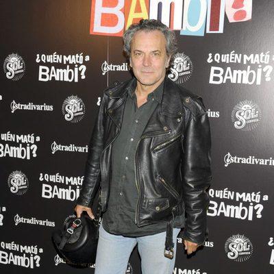 José Coronado en el estreno de '¿Quién mató a Bambi?' en Madrid