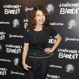 Neus Asensi en el estreno de '¿Quién mató a Bambi?' en Madrid