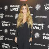 Alejandra Onieva en el estreno de '¿Quién mató a Bambi?' en Madrid