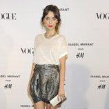 Leticia Dolera en la presentación de la colección de Isabel Marant para H&M