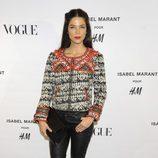 Juana Acosta en la presentación de Isabel Marant para H&M