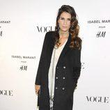 Elia Galera en la presentación de la colección de Isabel Marant para H&M