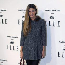 Bianca Brandolini en la presentación de la colección de Isabel Marant para H&M en París