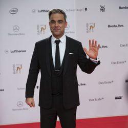 Robbie Williams en los Premios Bambi 2013