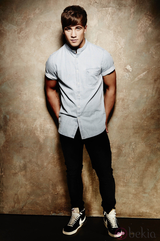 Sam Callahan, concursante de 'The X Factor'