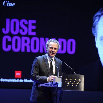 José Coronado en los Premios Cultura de la Comunidad de Madrid 2013