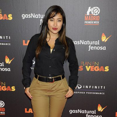 Giselle Calderón en la Madrid Premiere Week 2013