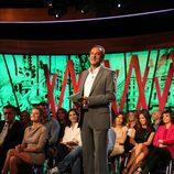 José Miguel Contreras durante la presentación de la nueva temporada de LaSexta