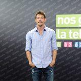 Adrián Lastra en la presentación de la nueva temporada de LaSexta