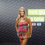 Patricia Montero en la presentación de la nueva temporada de LaSexta