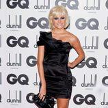 Pixie Lott en los Premios GQ 'Hombres del Año' 2011