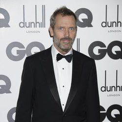 Hugh Laurie en los Premios GQ 'Hombres del Año' 2011
