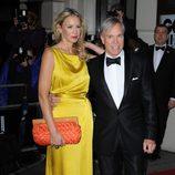 Tommy Hilfiger y su mujer en los Premios GQ 'Hombres del Año' 2011