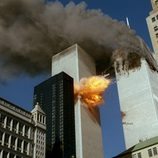 11-S: un avión choca contra la Torre Sur del World Trade Center