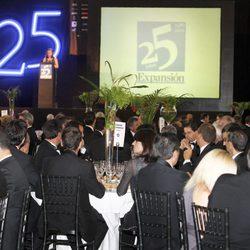 Cena del 25 aniversario del diario 'Expansión'