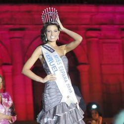 Paula Guilló, Miss Teruel, elegida Miss España 2010