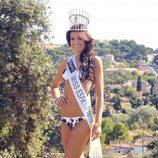 Paula Guilló posa en ropa de baño tras ser elegida Miss España 2010