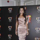 La Miss España 2010 Paula Guilló en el nombramiento de Miss Angola