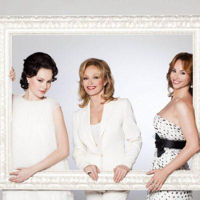 Esmeralda Moya, Mar Regueras y Silvia Tortosa protagonizan 'Tita Cervera. La Baronesa'
