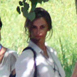 Penélope Cruz comienza a rodar 'Venuto Al Mondo' en un cementerio judío