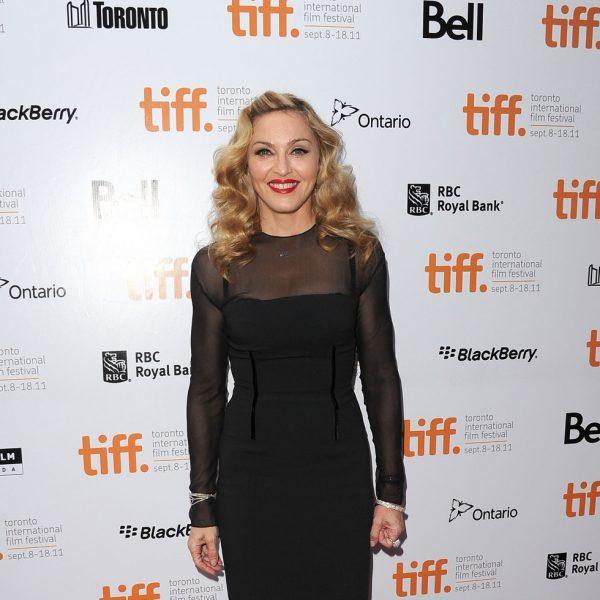 Madonna estrena su película 'W.E.' en el Festival de Toronto