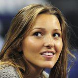 Jelena Ristic, la novia de Djokovic en el Master de Shangai