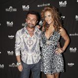 José Manuel Parada y Beatriz Trapote en una fiesta de 'Supervivientes' celebrada en Madrid