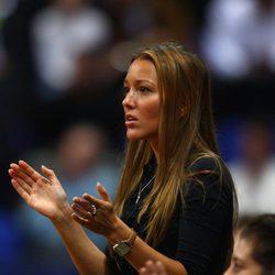 Jelena Ristic, seguidora número uno de su novio Djokovic