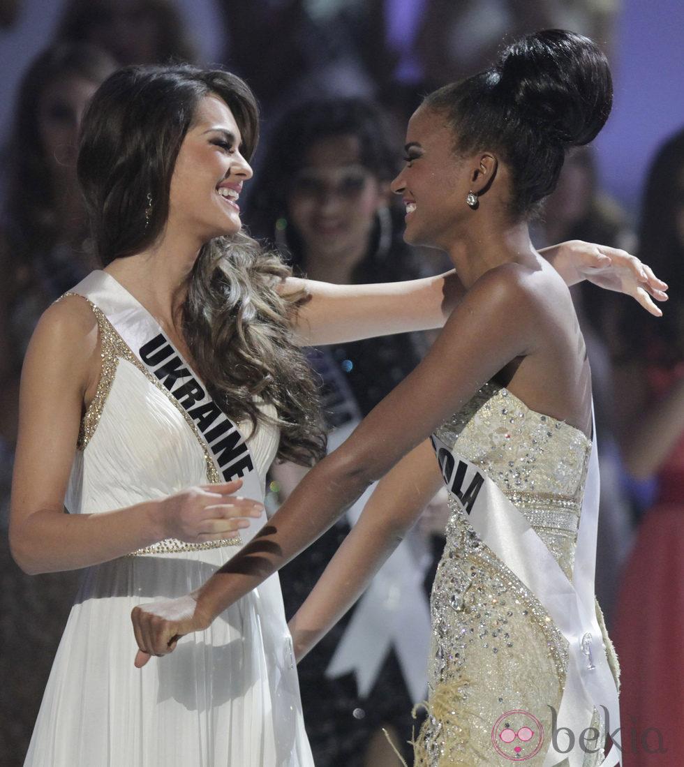 El Miss Universo ya escogi a sus cinco finalistas Fotos Diario 47