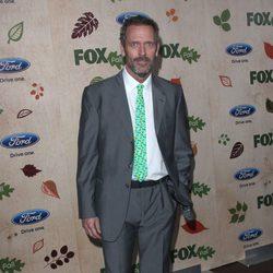 Hugh Laurie en la presentación de la nueva temporada de Fox