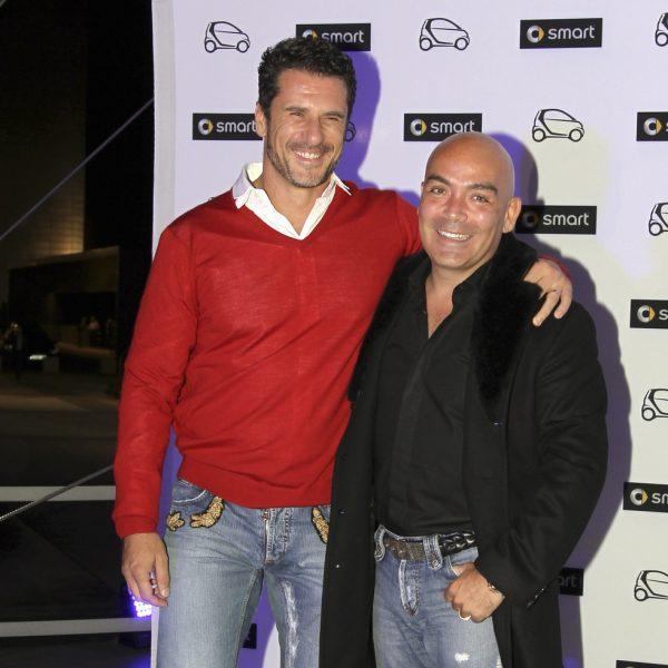 Kike Sarasola Y Su Marido Carlos Marrera Foto En Bekia