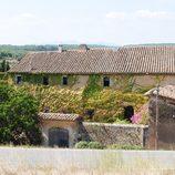 Masía de los Condes de Siruela en la localidad ampurdanesa de Vilaür