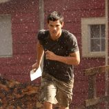 Taylor Lautner es Jacob Black en 'Amanecer'