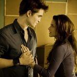 Robert Pattinson y Kristen Stewart, una historia de amor en 'Amanecer'