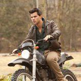 Taylor Lautner encarna a Jacob Black en 'Amanecer'