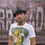El concursantes de 'Acorralados' Antonio David Flores