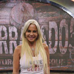 La concursante de 'Acorralados' Leticia Sabater