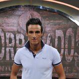 El concursante de 'Acorralados' Raúl Hidalgo