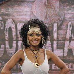 La concursante de 'Acorralados' Regina Do Santos