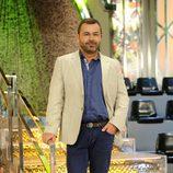Jorge Javier Vázquez en la presentación de 'Acorralados'